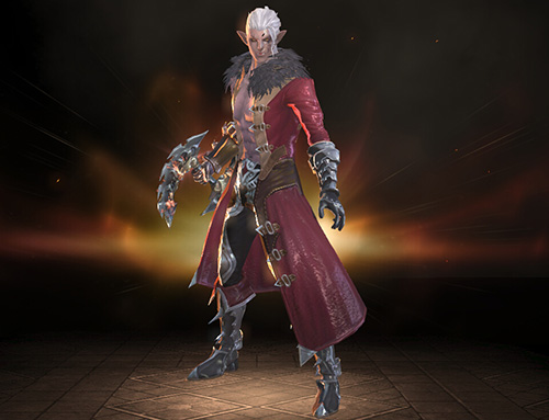 Devilian Shadowhunter