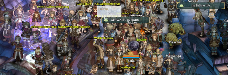 Tree of Savior launched