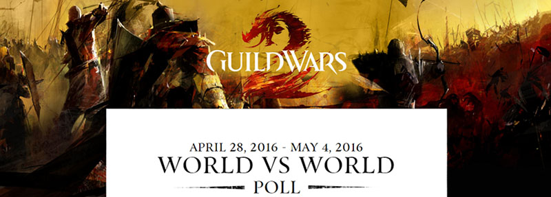 Guild Wars 2 WvW poll