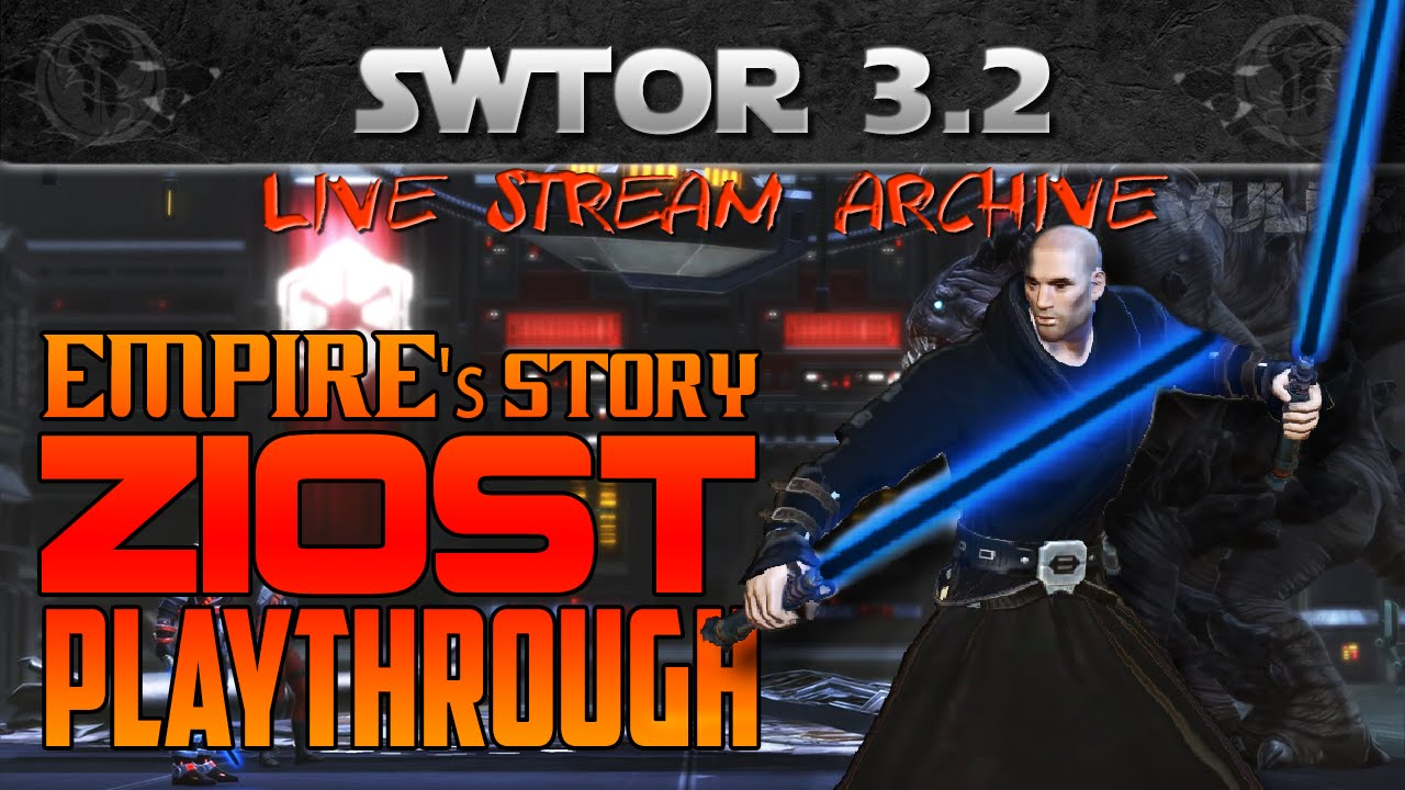 SWTOR's Patch 3.2: Rise of the Emperor
